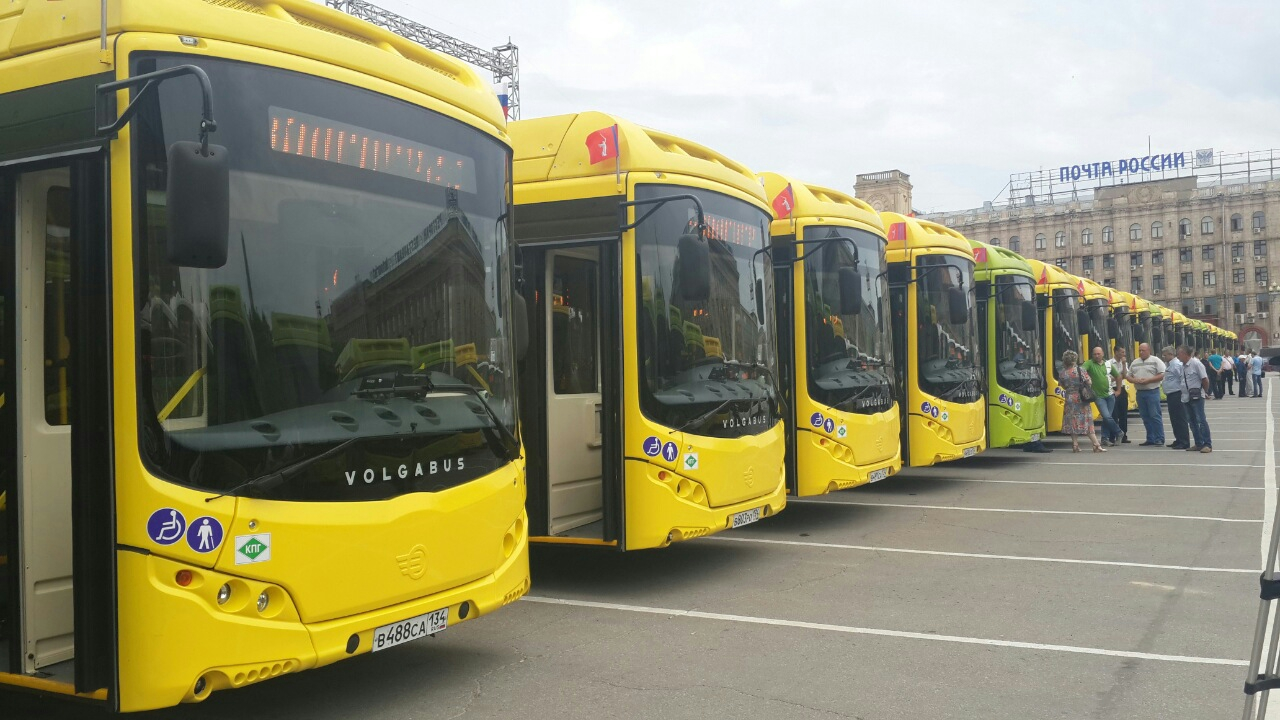 новые автобусы в волгограде 2016 звезды
